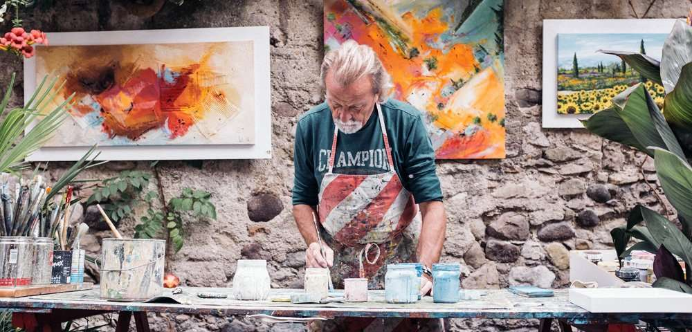 from reacting to creating | Dirk Terpstra
