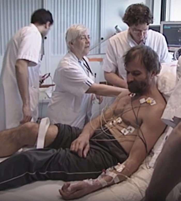 Wim Hof Method effects revealed in Dutch hospital | Dirk Terpstra
