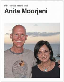 Anita Moorjani Interview eBook | Dirk Terpstra