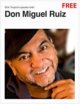 Miguel Ruiz Interview eBook | Dirk Terpstra