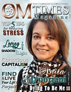 OMTimes Anita Moorjani | Dirk Terpstra