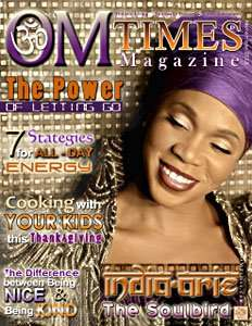 OMTimes India.Arie | Dirk Terpstra