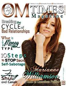 OMTimes Marianne Williamson | Dirk Terpstra