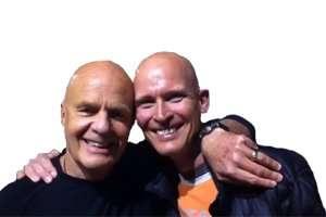 Wayne Dyer & Dirk Terpstra