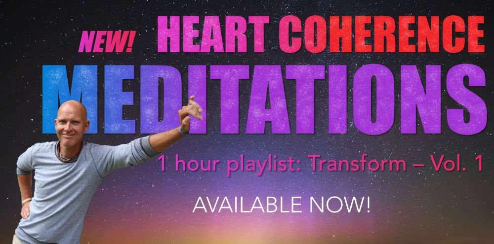 Heart coherence meditations | Dirk Terpstra