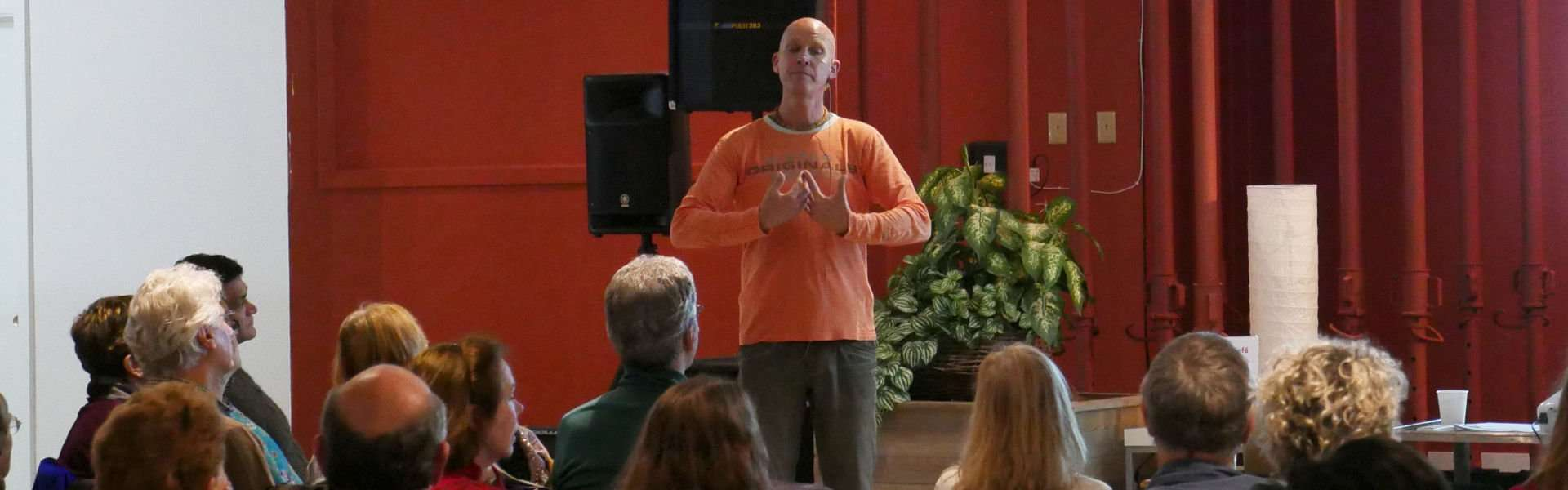 Energetics Communication Event Unity Vancouver | Dirk Terpstra